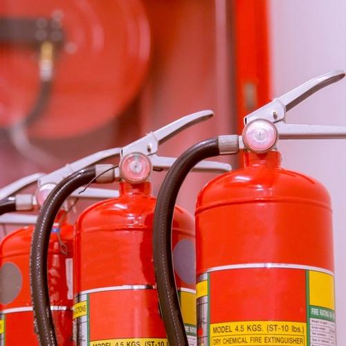 Instalación y mantenimiento de extintores en Terrassa