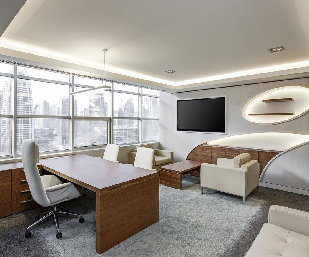 Mobiliario ideal para unas oficinas utilitarias