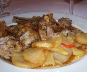 Galería de Cocina catalana en La Vajol | Restaurante Piscina Manrella