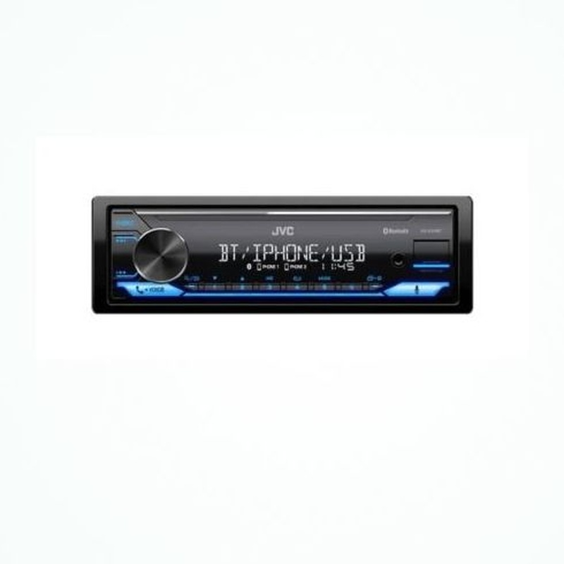 Receptor multimedia digital  JVC KD-X372BT: Nuestros productos de Stereo Cadena Auto Radio Guadalajara