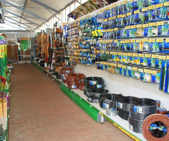 Herramientas y maquinaria de jardinería: Catálogo de Mercajardí