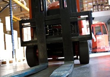 Cursos para operador de carretilla elevadora y maquinaria industrial