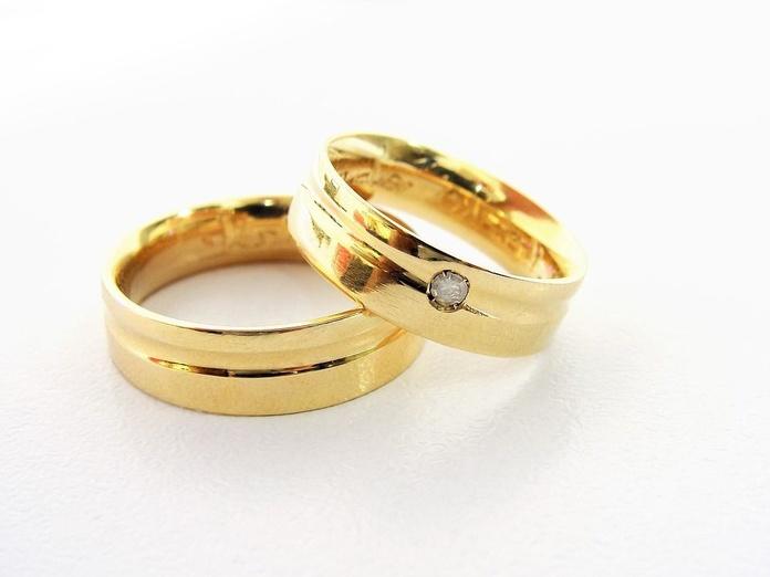 Alianzas de boda: Joyería de Joyeria Porto Aquamarina