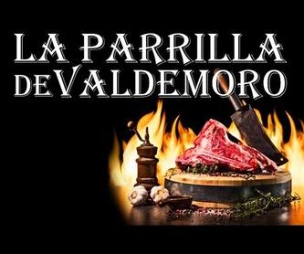 Lacón gallega: Menús de Restaurante Terraza La Parrilla de Valdemoro