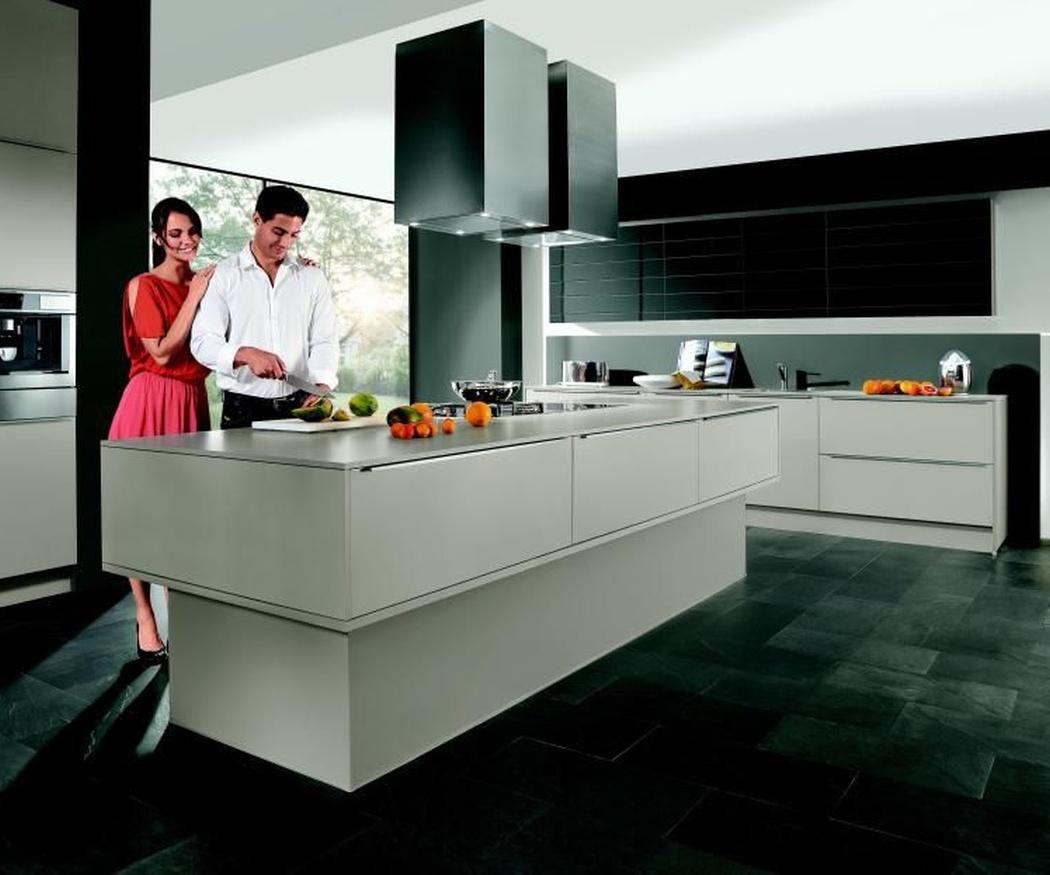 Cualquier cocina necesita tres zonas bien diferenciadas