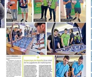 Reportaje en el DIARIO DE MALLORCA