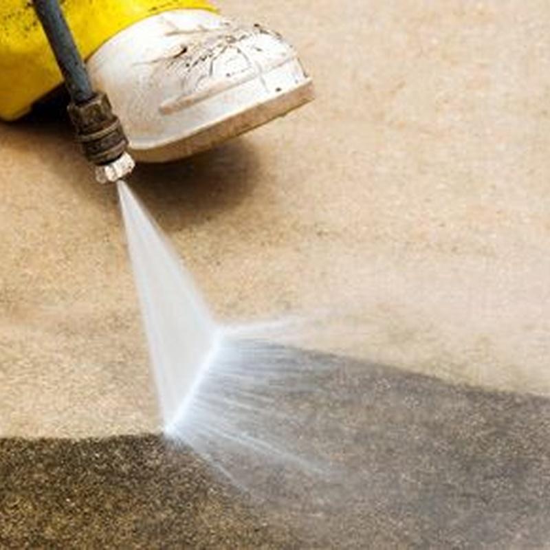 Limpieza fin de obra: Servicios de Limpiezas Eva