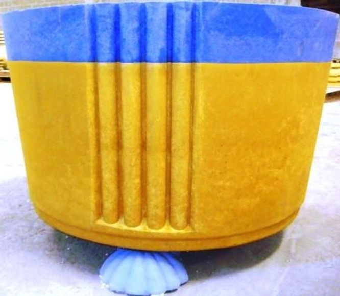 Vaso romano bicolor: Catálogo de Luis Franco Medeiros
