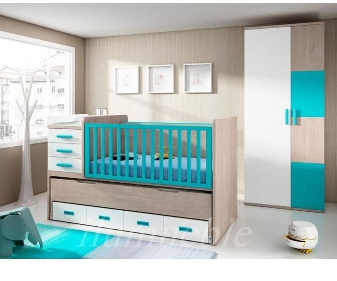 Habitación infantil y cunas: PRODUCTOS de ilumueble