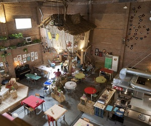 Restaurante de comida sana y orgánica en Vic