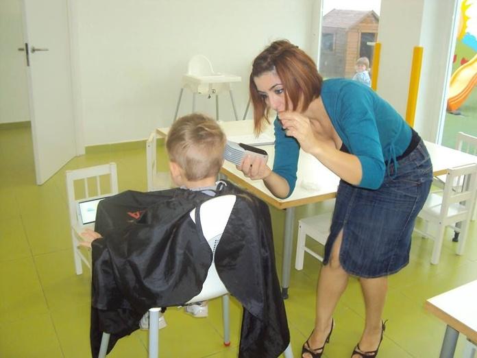 Servicio de peluquería en el cole: Nuestro método de Little Friends