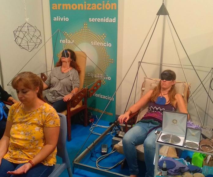 Sesiones de armonización: Emisores de nanofrecuencias de Primigenio