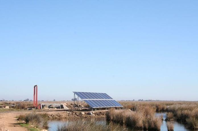 Duplican la eficacia de los paneles solares