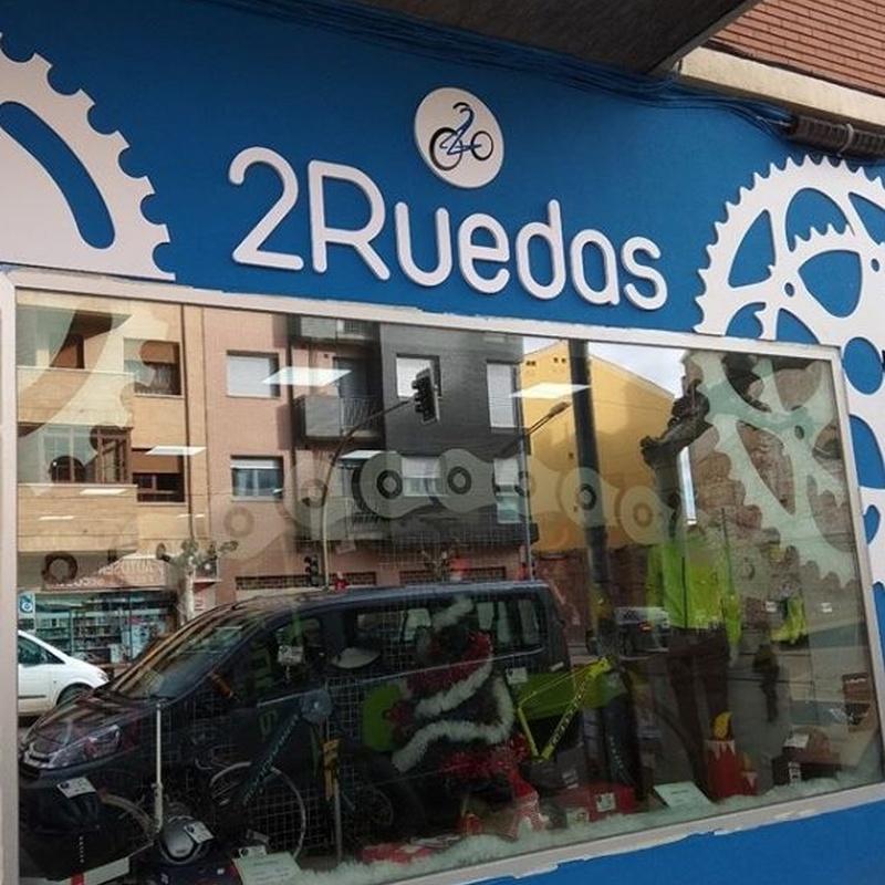 Venta y alquiler: Catálogo of 2Ruedas Aranda