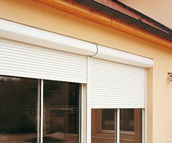 Persianas de aluminio o PVC: Productos y servicios  de Persianas Sabadell