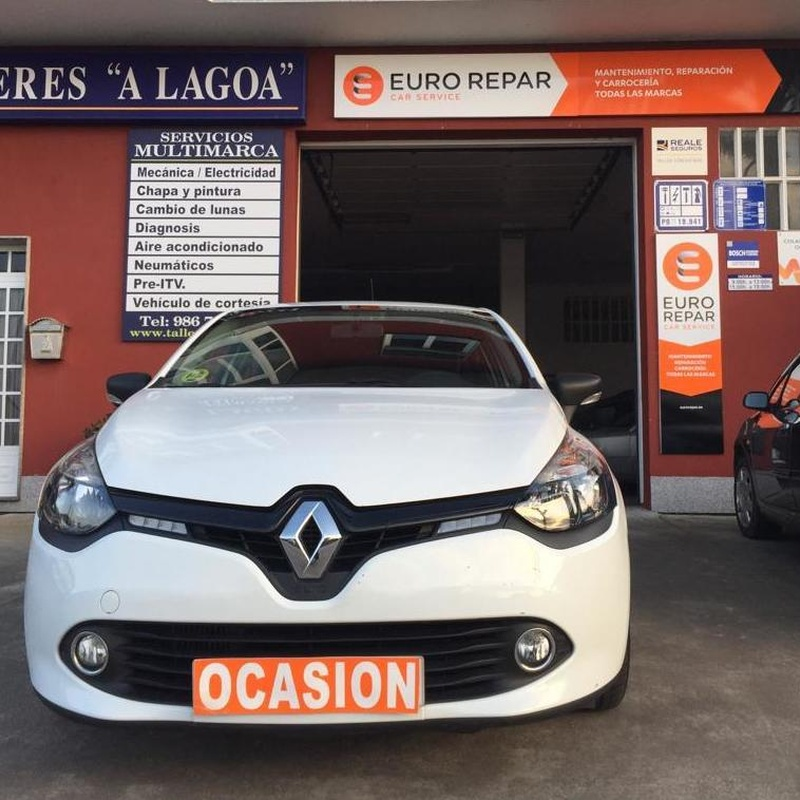 Renault Clio 1.5Dci 75CV: Vehículos de ocasión de OCASIÓN A LAGOA