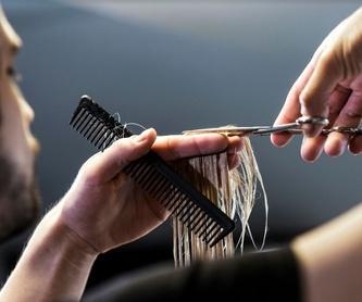 Barbería: Servicios de Joan i Caterina Perruquers
