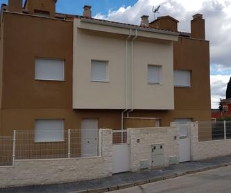 Reformas: Servicios de Construcciones José Escamilla Tomico, S.L.