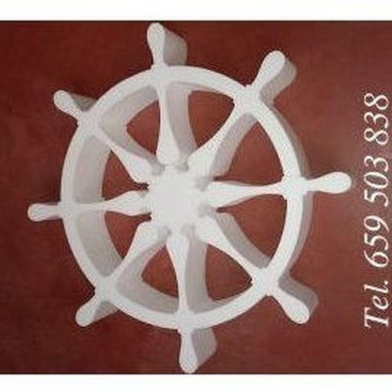 Figuras de poliespan: Productos de Embadiseños