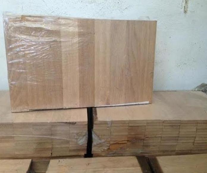 Parquet tablilla de madera de Roble venta España e instalacion Asturias