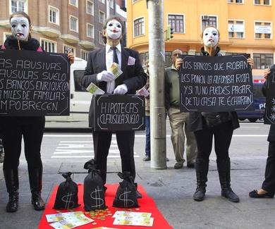 El Supremo frena los recursos sobre claúsulas suelo a la espera de Europa