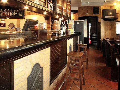 Bar Bodegas Leyre