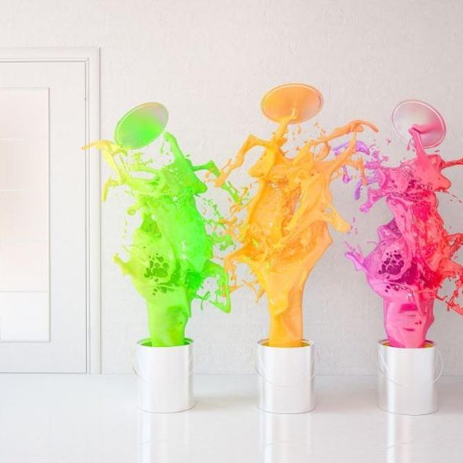 El momento ideal para pintar tu casa