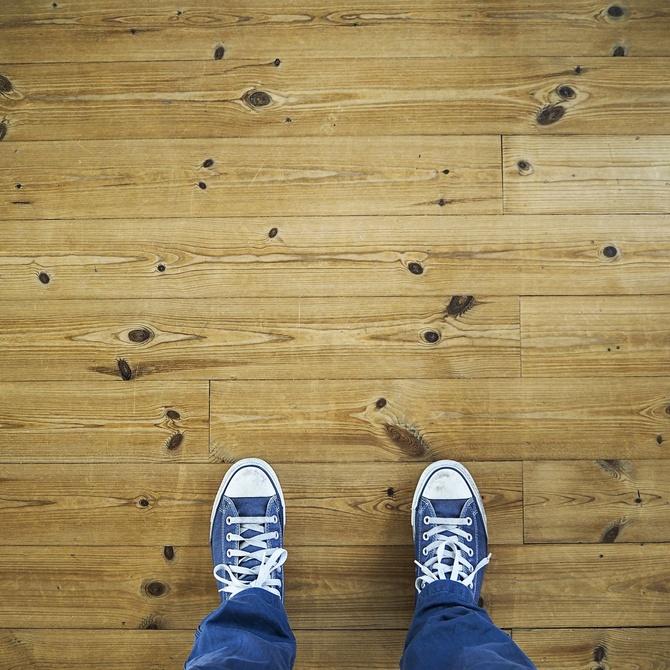 Trucos para la limpieza de los suelos de tarima