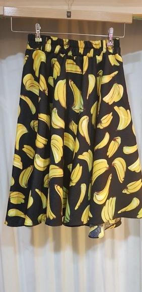 Falda de plátanos: Productos de Picnic Moda Urban y Pinpilinpauxa