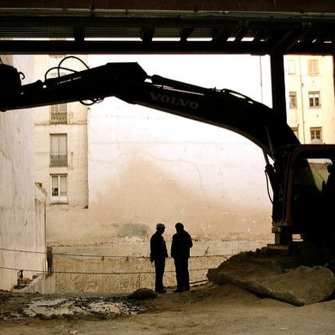 Las medidas de seguridad para cualquier construcción