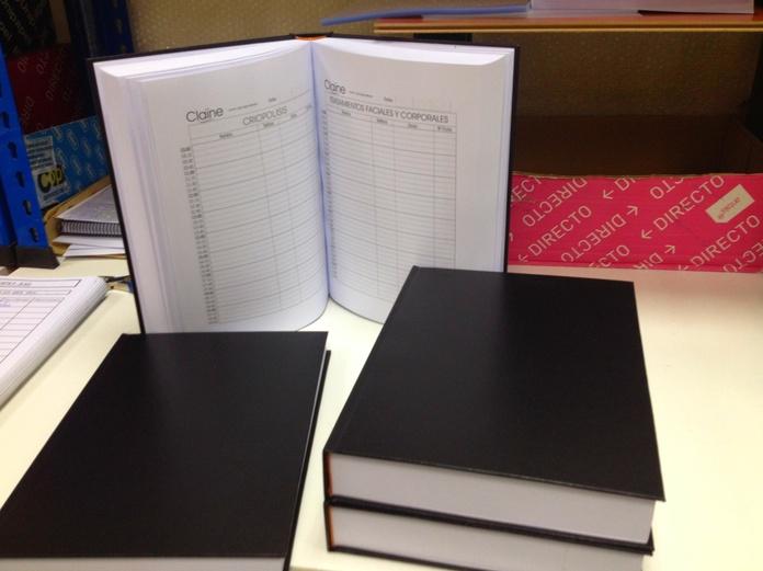 Encuadernaciones Tapa Dura: Catálogo de Copy 5, S.A.