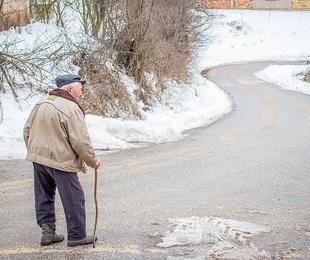 Cómo pueden combatir el frío las personas mayores
