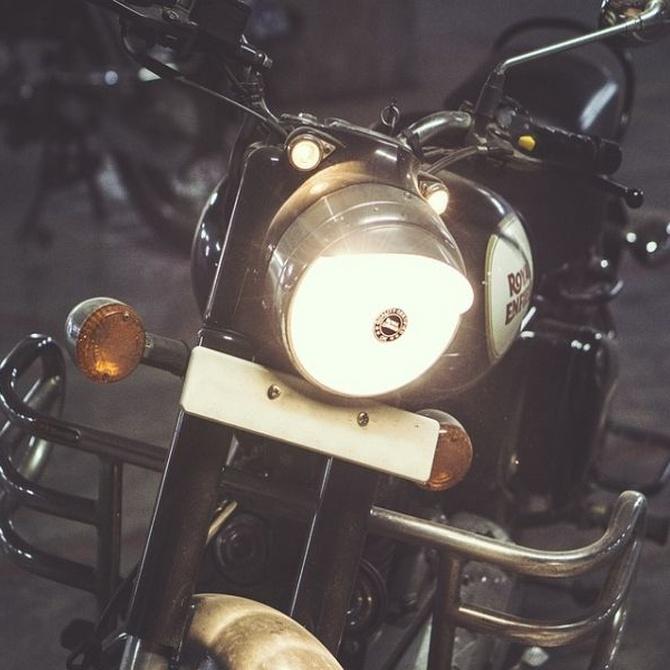 Las averías eléctricas en las motos