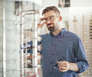 Optometría y lentes oftalmológicas