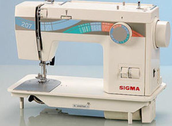 Máquina Sigma modelo 270: Maquinas de coser Valencia de Juan Galdón Máquinas de Coser