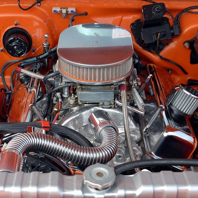 Beneficios del lavado a presión del motor