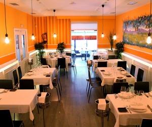 Salones de nuestro restaurante en Tetuán, Madrid