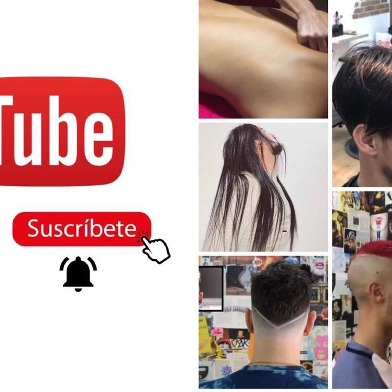 Canal Youtube: Servicios y Productos de The Men's Hair Club