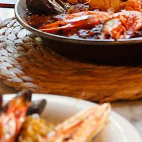 Rices and paella Barceloneta