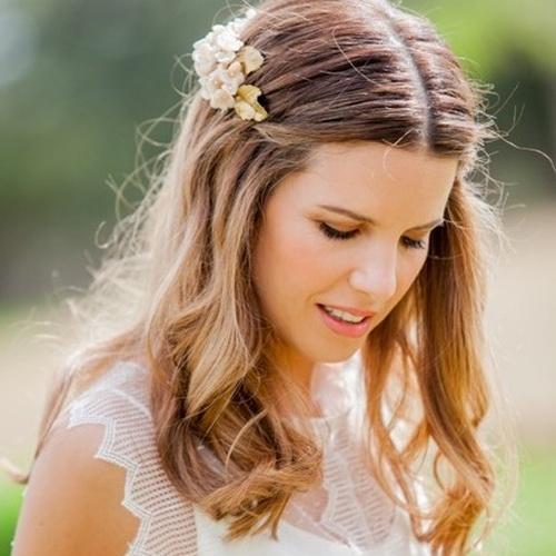 Peinados de novia en Madrid