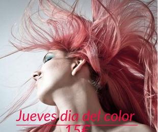 Jueves dia del color