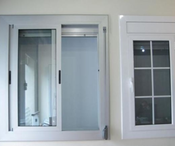 instalacion ventanas de aluminio Alicante