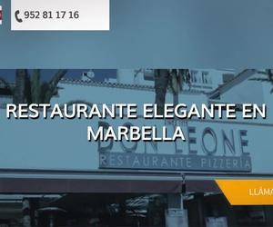 Cocina italiana en Marbella