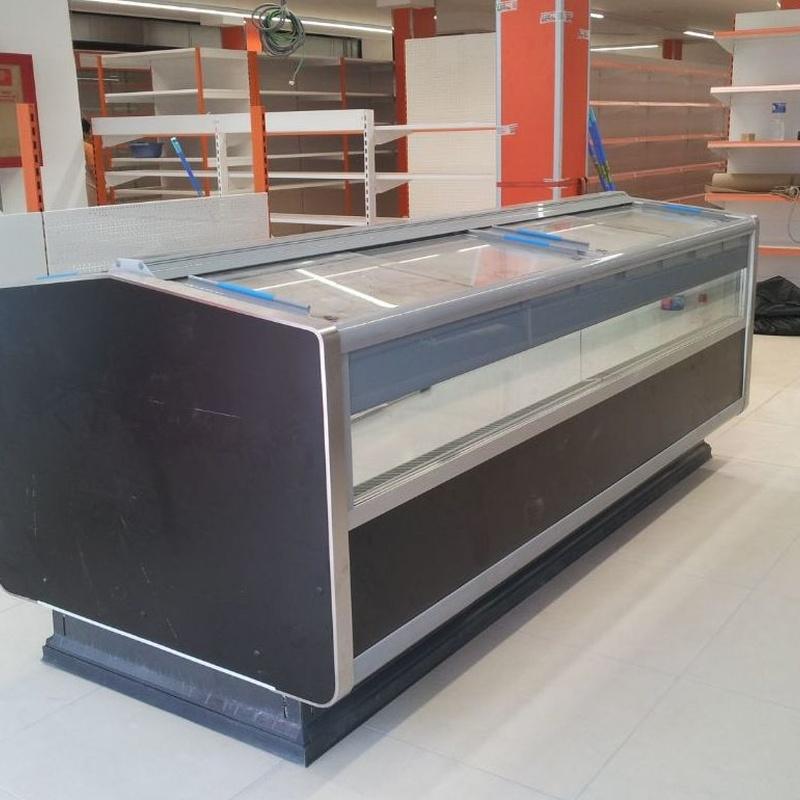 Maquinaria de frío: Productos de Reus Fred, S.L.