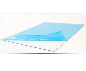 Otros plásticos en placas