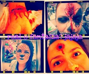 HALLOWEEN !!! Atrévete con un maquillaje más realista! Tanto que darás miedo de verdad!!!!