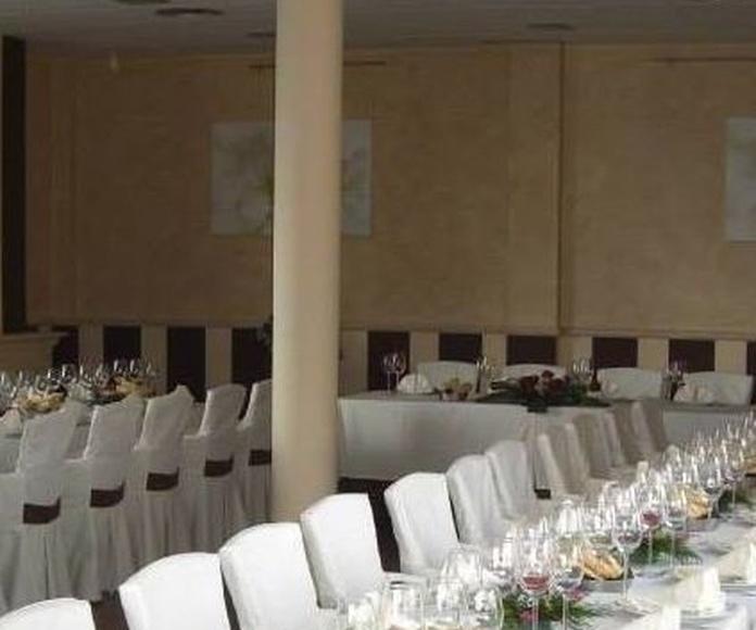 Celebraciones: Carta y menús de El Vallina