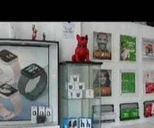 Tienda de venta y reparación de móviles