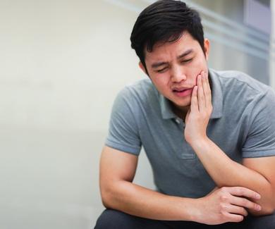 Flemón: ¿voy al dentista o espero?