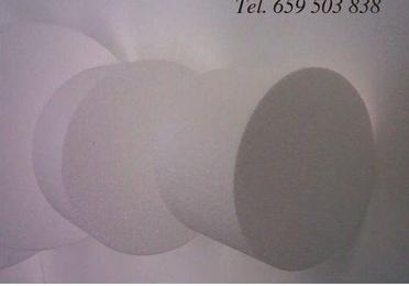 Cilindros de poliespan